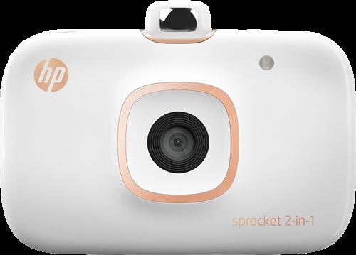 Fotodrucker-HP-2FB96A-Sprocket-2-in-1