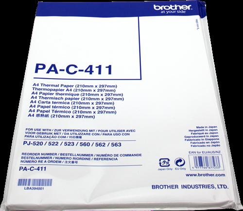 Thermopapier-Brother-PAC411