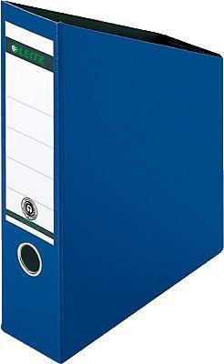 LEITZ-Stehsammler-Hartpappe-Blau