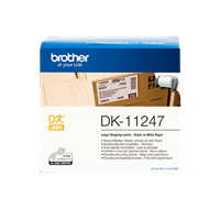 Etiketten Brother DK-11247