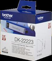 Etiketten Brother DK-22223