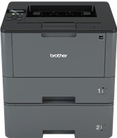 Laserdrucker Schwarz Weiss Brother HL-L5100DNT