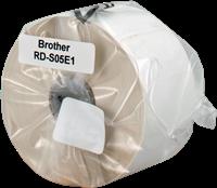 Etiketten Brother RD-S05E1
