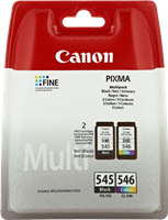Multipack Canon PG-545 + CL-546