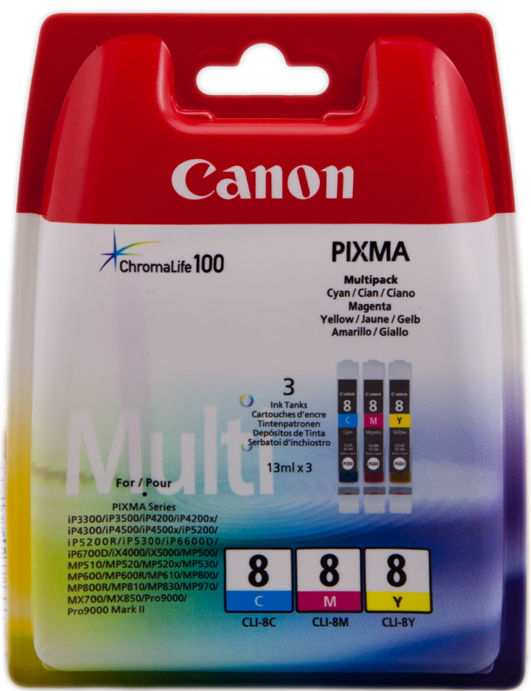 Multipack Canon CLI-8multi
