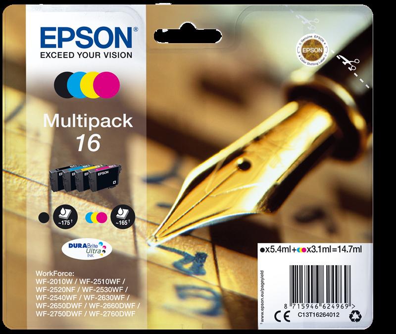 Multipack Epson T1626