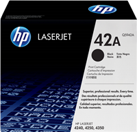 Toner HP 42A
