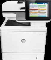 Multifunktionsdrucker HP Color LaserJet Enterprise M577dn MFP