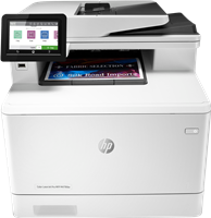 Multifunktionsdrucker HP Color LaserJet Pro MFP M479fdw