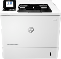 Laserdrucker Schwarz Weiss HP LaserJet Enterprise M608dn