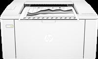 Schwarz-Weiß Laserdrucker HP LaserJet Pro M102w