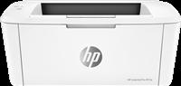 Laserdrucker Schwarz Weiß HP LaserJet Pro M15a