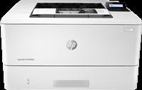 Laserdrucker Schwarz Weiß HP LaserJet Pro M404n