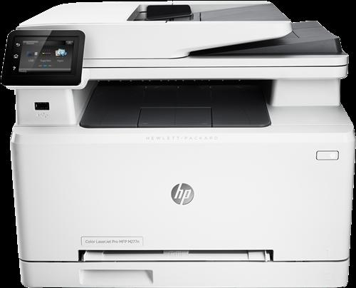 Multifunktionsgerät HP Color LaserJet Pro MFP M277n