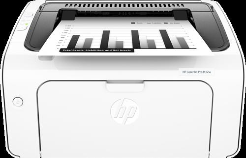 S/W Laserdrucker HP LaserJet Pro M12w