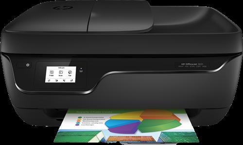 Multifunktionsgerät HP Officejet 3831 All-in-One