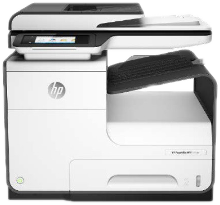 Multifunktionsdrucker HP PageWide Pro 477dw