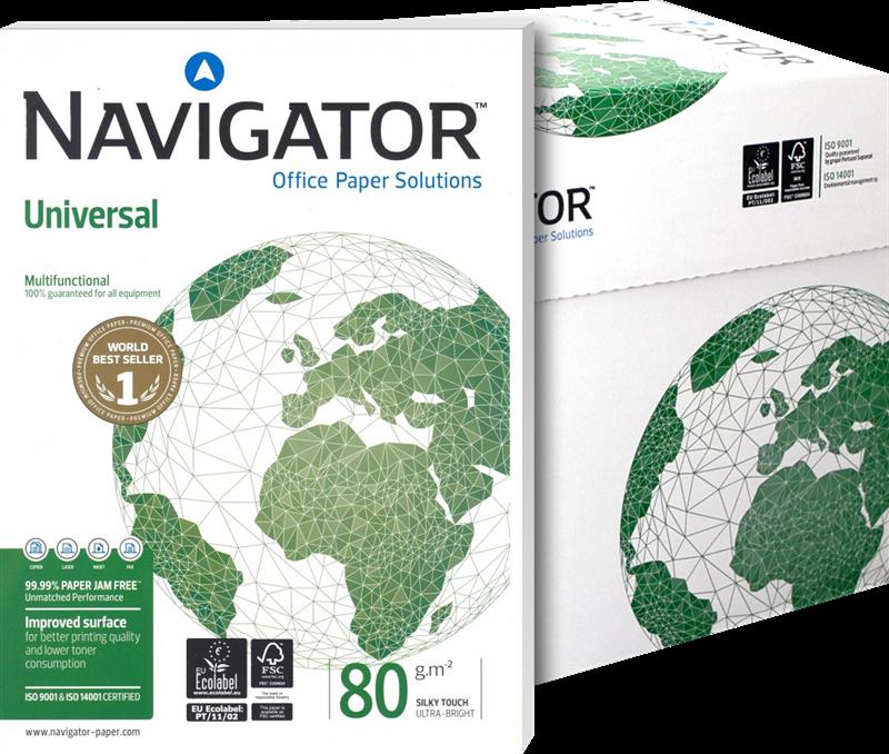 Multifunktionspapier NAVIGATOR 8247A80S