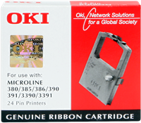 Farbband OKI 09002309