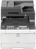 Multifunktionsdrucker OKI MC563dn