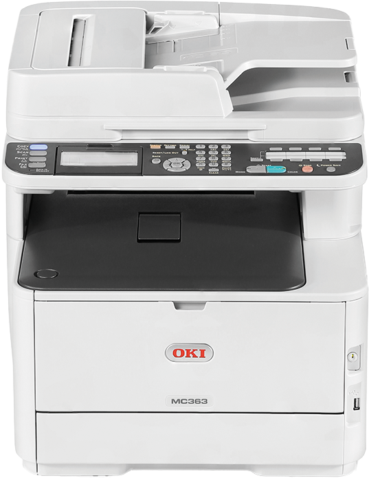 Multifunktionsdrucker OKI MC363dn