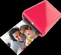 Fotodrucker Polaroid ZIP Mobile Printer rot