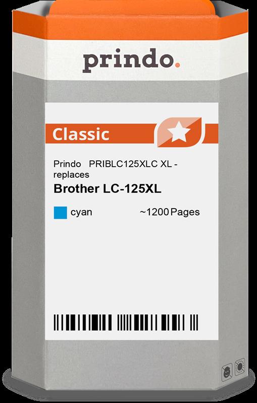 Druckerpatrone Prindo PRIBLC125XLC