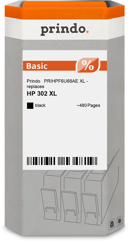 Druckerpatrone Prindo PRIHPF6U68AE
