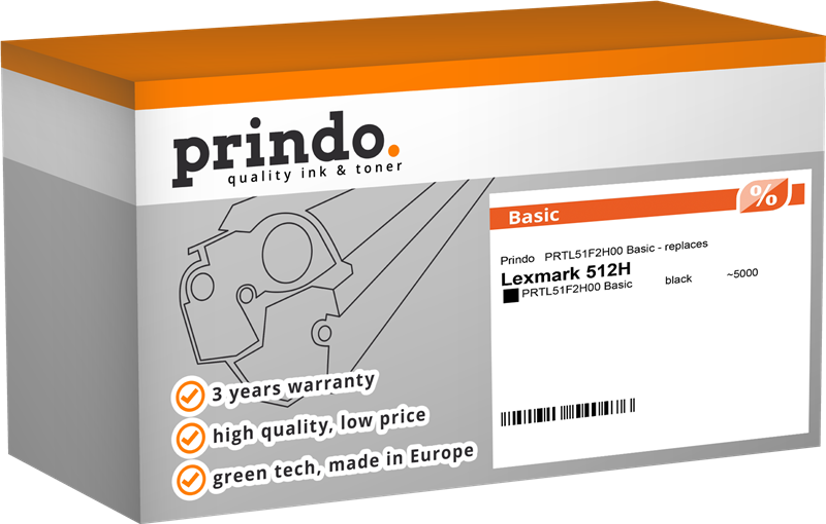 Toner Prindo PRTL51F2H00 Basic