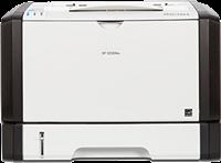 S/W Laserdrucker Ricoh SP 325DNw