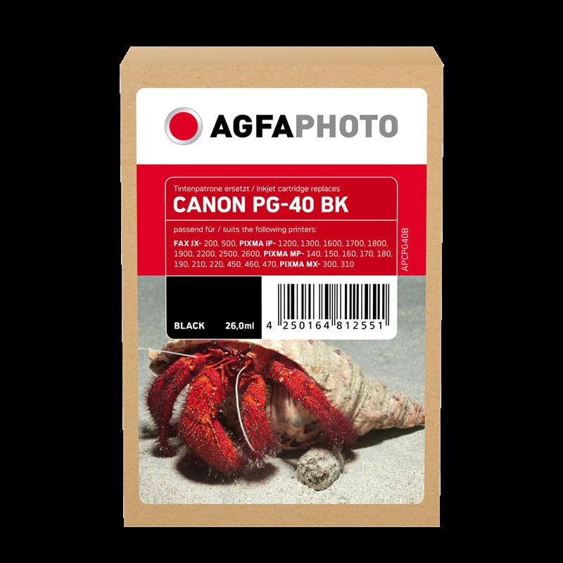 Druckerpatrone Agfa Photo APCPG40B
