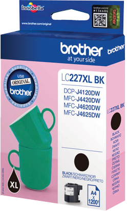 Druckerpatrone Brother LC-227XL