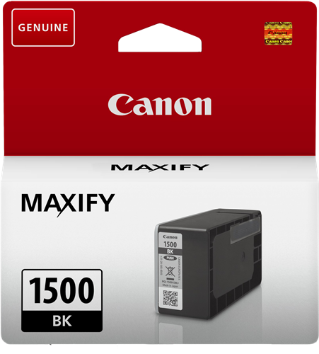 Druckerpatrone Canon PGI-1500bk