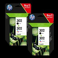 Multipack HP 302 Promo-Pack