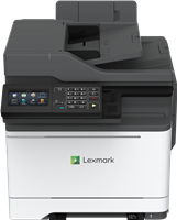 Multifunktionsdrucker Lexmark MC2535adwe