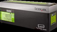 Toner Lexmark 502H