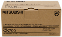 Thermopapier Mitsubishi Thermopapier 110mm x 22m