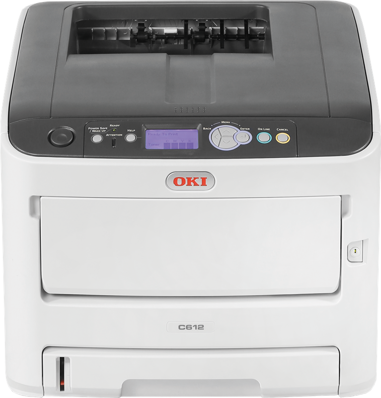 Farblaserdrucker OKI C612n