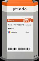 Druckerpatrone Prindo PRIHPC6658AE