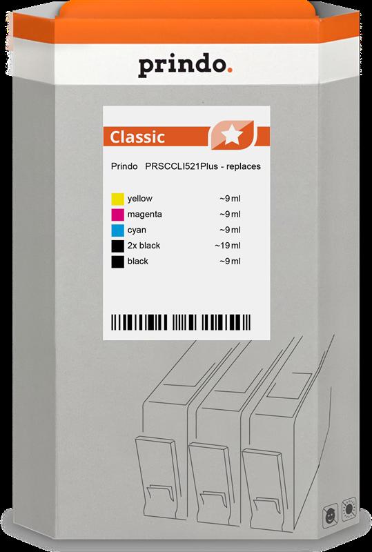Multipack Prindo PRSCCLI521Plus