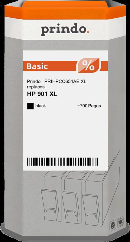 Druckerpatrone Prindo PRIHPCC654AE