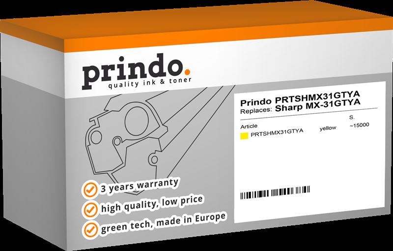 Toner Prindo PRTSHMX31GTYA