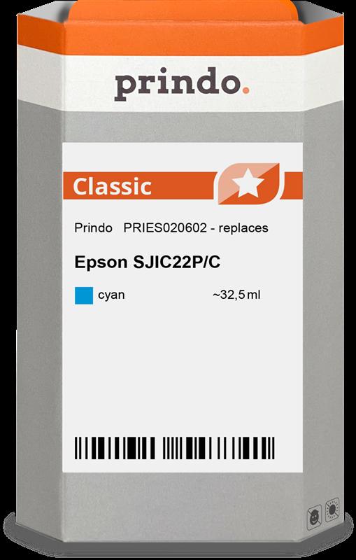 Druckerpatrone Prindo PRIES020602