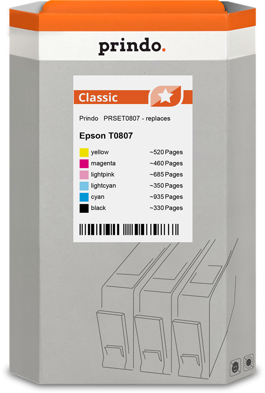 Multipack Prindo PRSET0807
