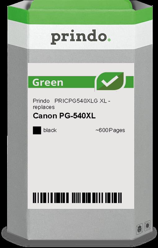 Druckerpatrone Prindo PRICPG540XLG
